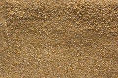 Ровный поверхностный грубозернистый песок Стоковое Изображение RF