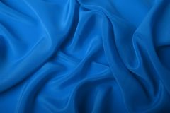 Ровный шелк Стоковые Фотографии RF