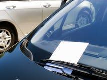 рогулька автомобиля Стоковое Изображение