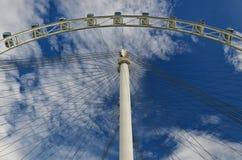 Рогулька Сингапура Стоковая Фотография RF
