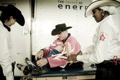 Родео и ковбои стоковая фотография rf