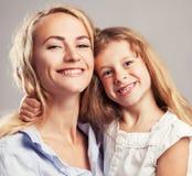Родитель с ребенк Стоковое Изображение
