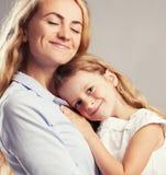 Родитель с ребенк Стоковые Фотографии RF
