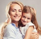Родитель с ребенк Стоковые Изображения RF