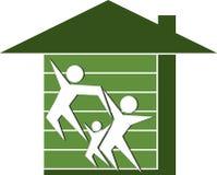 родной дом бесплатная иллюстрация