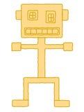Родной символ персоны Стоковая Фотография RF
