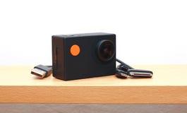 Родовая камера действия с переходниками стоковое изображение