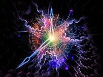Рождение времени Стоковые Изображения RF