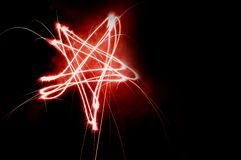 рожденная звезда Стоковое фото RF