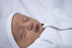 рожденный новый спать стоковая фотография rf