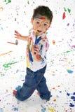 рожденный художник Стоковая Фотография RF