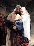 рожденный christ jesus Стоковое фото RF