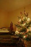 Рожденственская ночь стоковая фотография rf