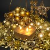 Рождества жизнь все еще Стоковые Фото