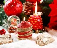 Рождества жизнь все еще Стоковое Изображение