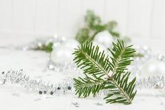 Рождества жизнь все еще Стоковое Фото