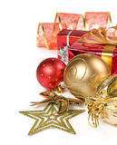 Рождества жизнь все еще Стоковые Изображения