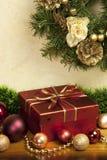 Рождества жизнь все еще Стоковое Изображение RF