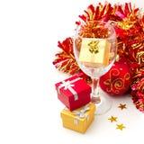 Рождества праздника жизнь все еще Стоковое Фото