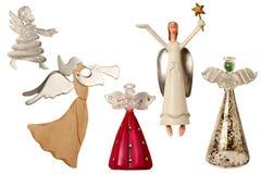 рождественская елка ангелов Стоковые Фотографии RF