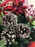 Рождественская елка орнаментирует Бразилию стоковое изображение