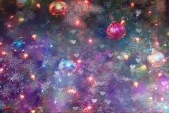 рождественская елка предпосылки красивейшая Стоковая Фотография
