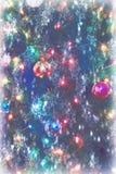 рождественская елка предпосылки красивейшая Стоковые Изображения