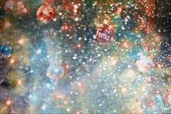 рождественская елка предпосылки красивейшая Стоковое Фото