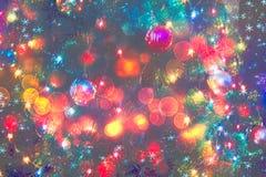 рождественская елка предпосылки красивейшая Стоковое Изображение