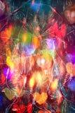 рождественская елка предпосылки красивейшая Стоковые Изображения RF