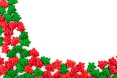 рождественская елка предпосылки Стоковая Фотография