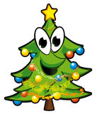 рождественская елка Стоковое Изображение