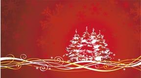 рождественская елка Стоковые Изображения RF