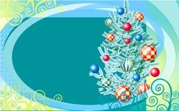 рождественская елка 3 бесплатная иллюстрация