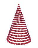 рождественская елка 3d Стоковое Изображение RF
