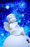 рождество ангела немногая сладостное Стоковая Фотография RF