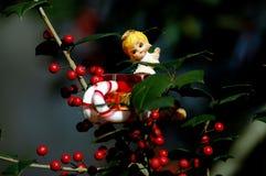 рождество ангела Стоковое Изображение