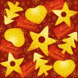 рождество безшовное Стоковое фото RF