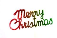 рождество веселое Стоковые Фотографии RF