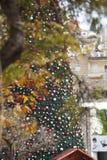 Рождество в Назарете стоковая фотография rf