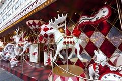 Рождество в Hong Kong Стоковые Изображения RF