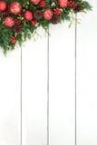 рождество граници декоративное Стоковая Фотография