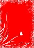 рождество граници Стоковое Изображение