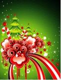 рождество знамени бесплатная иллюстрация