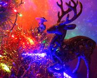 Рождество и Новый Год 2019 придут настолько скоро стоковые изображения