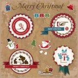 Рождество и Новый Год Стоковые Фотографии RF