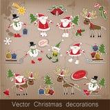 Рождество и Новый Год. Стоковое фото RF