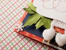 рождество карточки Стоковое фото RF
