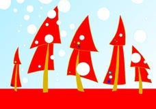 рождество карточки Стоковые Фотографии RF