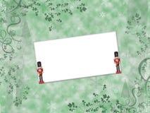 рождество карточки Стоковые Фото